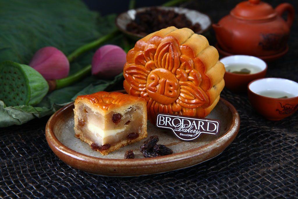 bánh trung thu brodard