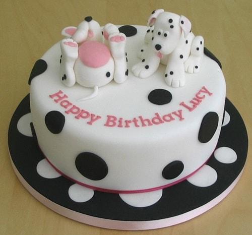 Mẫu bánh sinh nhật cho bé trai 2 tuổi 8