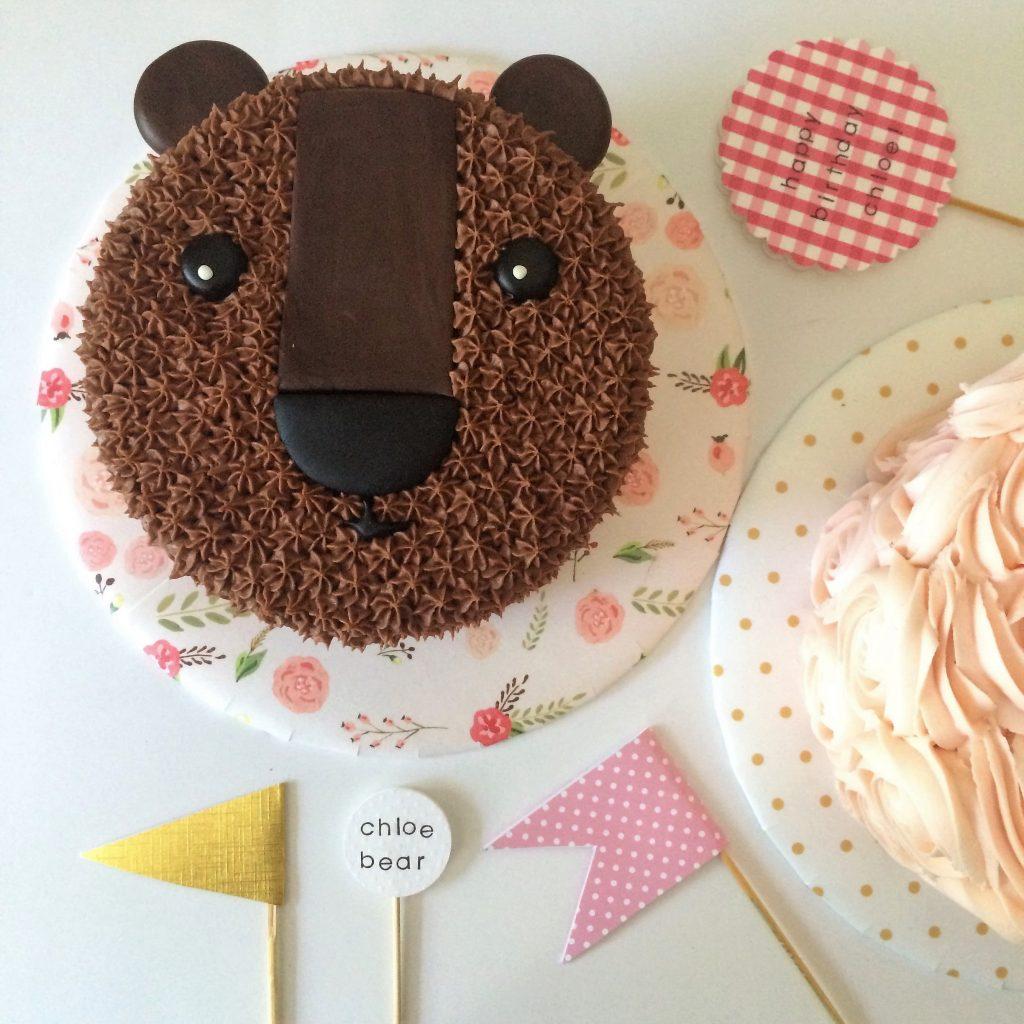 Mẫu bánh sinh nhật cho bé trai 2 tuổi 13