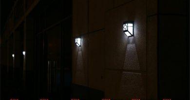 Bạn đã biết gì về đèn treo tường năng lượng mặt trời hay chưa?