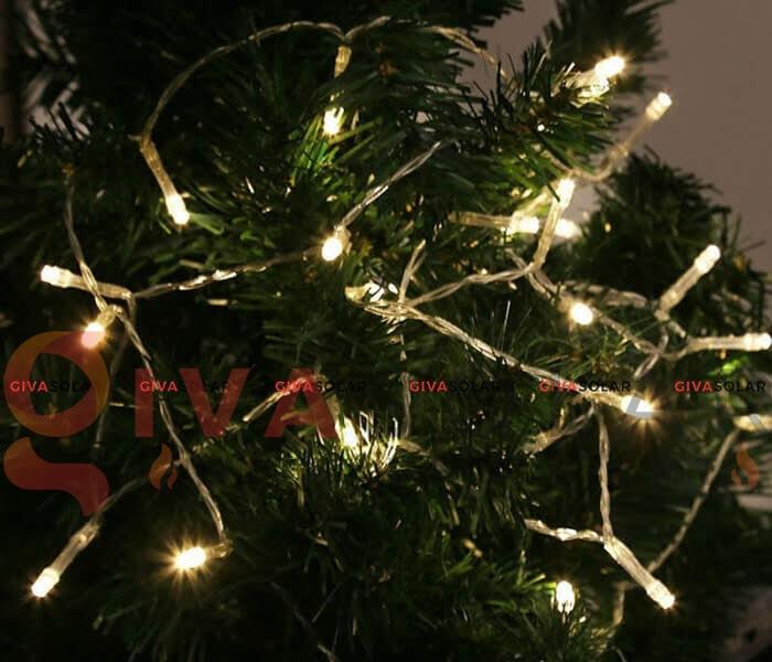 Hướng dẫn trang trí đèn cây thông Giáng Sinh 2