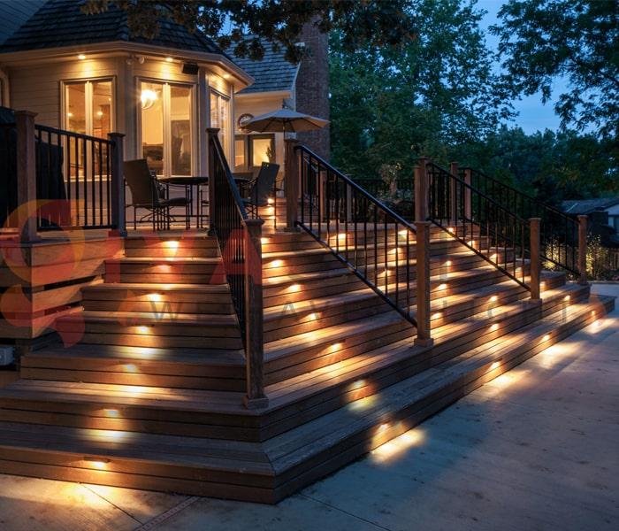 Kinh nghiệm chọn đèn chiếu sáng sân vườn 4