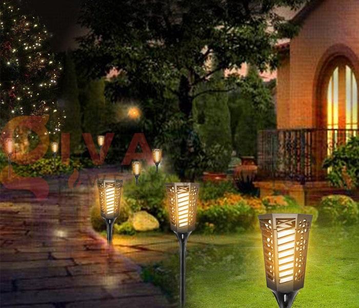 Kinh nghiệm chọn đèn chiếu sáng sân vườn 8