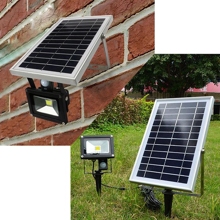 đối tượng sử dụng đèn sân vườn mặt trời