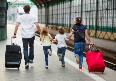 Lợi ích của việc cho trẻ đi du lịch
