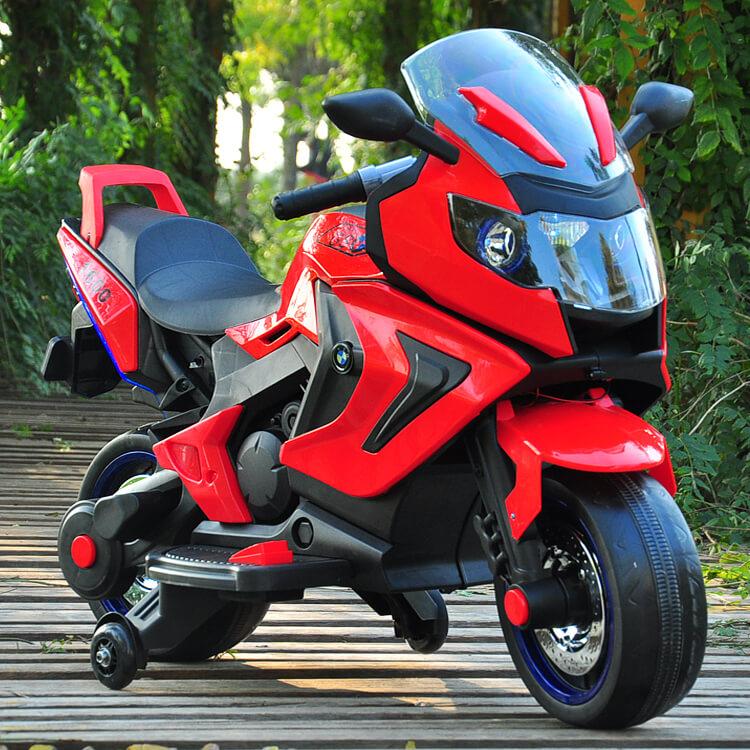 ưu điểm của xe máy điện trẻ em
